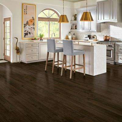 Gray Cloud White Ash 3/8 in. T x 6-1/2 in. W x Varying Length Engineered Hardwood Flooring (26 sq. ft.)