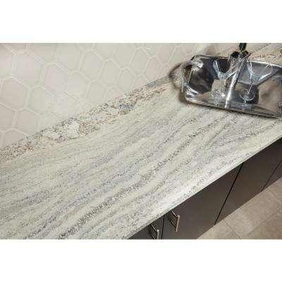 3 in. x 3 in. Granite Countertop Sample in Monte Cristo