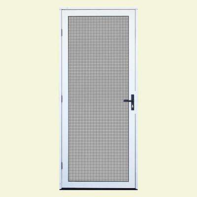 Full View Security Door with Meshtec Screen