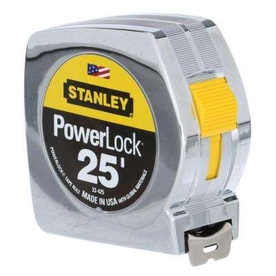 PowerLock 25 ft. Tape Measure