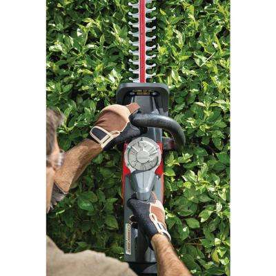 CORE 22 in. 40-Volt Lithium-Ion Cordless Hedge Trimmer with 4.0 Ah Battery and Charger Included