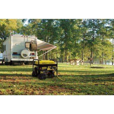 3500-Watt Gasoline Powered RV Ready Portable Generator with Wireless Remote Start (EPA)