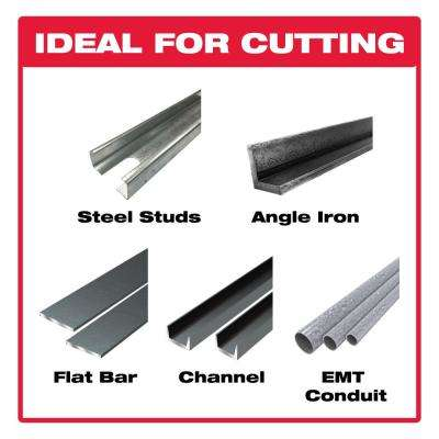 7-1/4 in. x 48-TPI Cermet Steel Demon Ferrous Metal Cutting Saw Blade