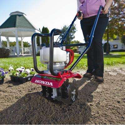 Rototillers & Cultivators - Outdoor Power Equipment - The Home Depot