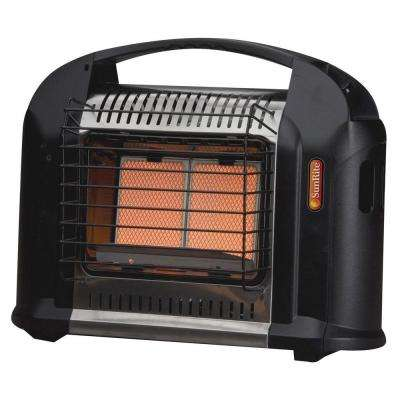 16,000 BTU Double Tag-A-Long Unvented Gas Portable Heater -DISCONTINUED