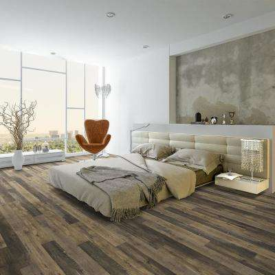 EIR Sky Gray Oak 12 mm Thick x 4.92 in. Wide x 47.80 in. Length Laminate Flooring (16.33 sq. ft. /case)