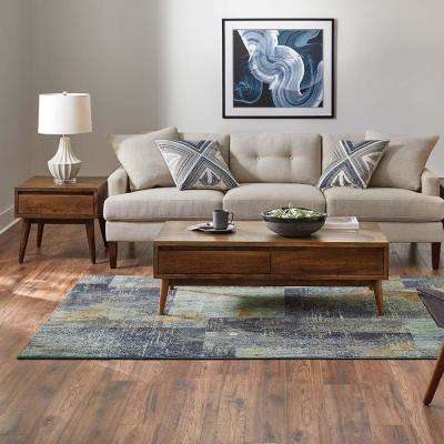 Empire Periwinkle 5 ft. x 7 ft. Area Rug