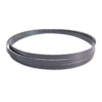 59-1/2 in. x 3/8 in. x 18 Teeth Per Inch Bi-Metal Band Saw Blade for Cutting Through Soft Metal