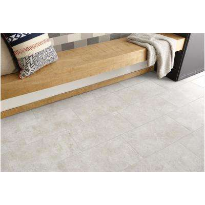 Roswell Gray 12 in. x 24 in. Glazed Porcelain Floor and Wall Tile (15.6 sq. ft./Case)