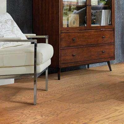Bradford Oak Sunset Oak 3/8 in. Thick x 3-1/4 in. Wide x Random Length Engineered Hardwood Flooring (23.76 sq. ft./case)