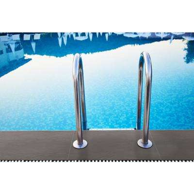 Caldera Coala 13 in. x 24 in. Glazed Porcelain Pool Coping (26 pieces/56.33 sq. ft./pallet)