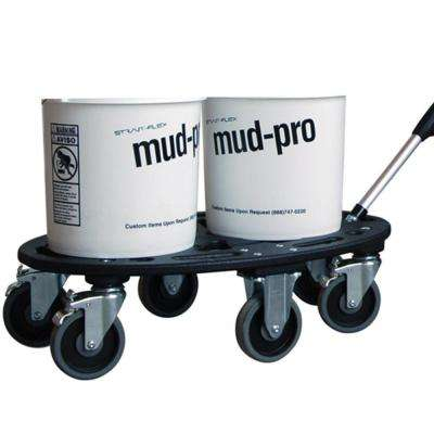 23-3/4 in. x 19-3/16 in. x 8 in. Radial-Roller 2 Material Mover Fits 2 5-Gal. Buckets RR2