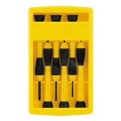 Precision Screwdriver Set (6-Piece)
