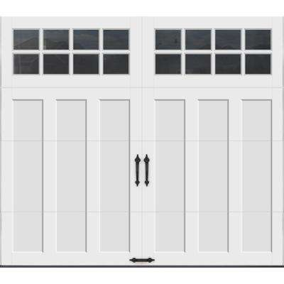 Coachman Collection Intellicore Insulated Design 13 Garage Door with SQ24 Window