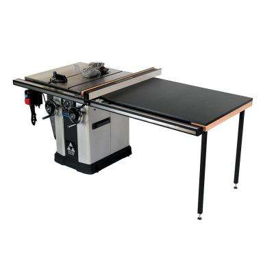 15 Amp 5HP 10 in. Unisaw Table Saw with 52 in. Biesemeyer Fence System