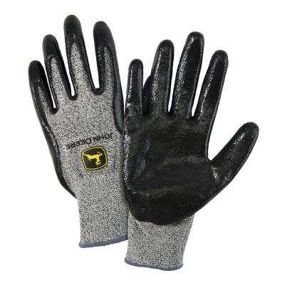 High Abrasion Nitrile Gloves