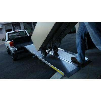 TRAVERSE 8 ft. Singlefold Aluminum Loading Ramp