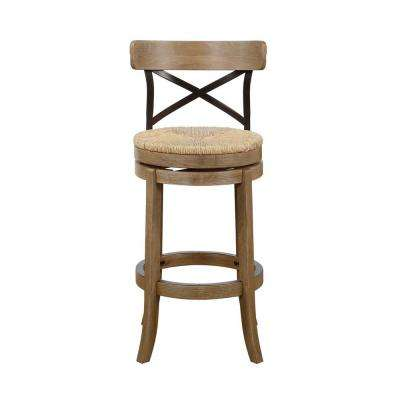 Myrtle 29 in. Gray Barstool