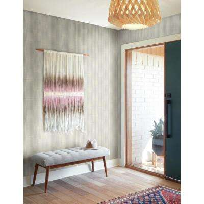 Vantage Point Paper Strippable Wallpaper (Covers 56 sq. ft.)