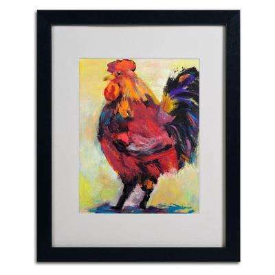 16 in. x 20 in. In Command Matted Framed Wall Art