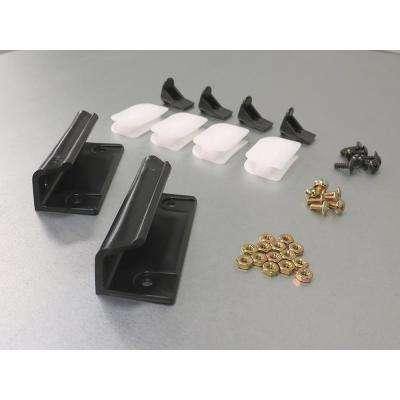 Door Tune-up Kit with 2 Door Handles and 4 Door Glides