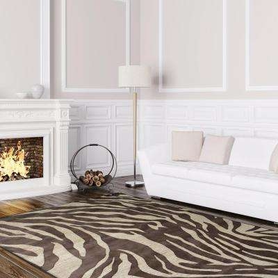 Safari Silk 2 ft. 6 in. x 7 ft. 8 in. Runner