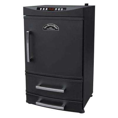 32 in. Electric Smoker with 2 Drawer System