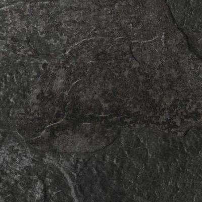 Mountain Slate 12 in. x 18 in. x 0.118 in. Luxury Vinyl Tile (36 sq. ft. / case)