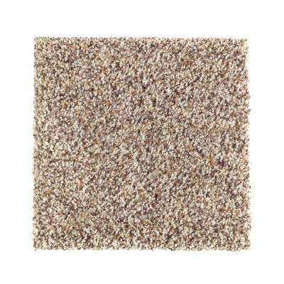 Carpet Sample - Sachet II - Color Embraceable Texture 8 in. x 8 in.