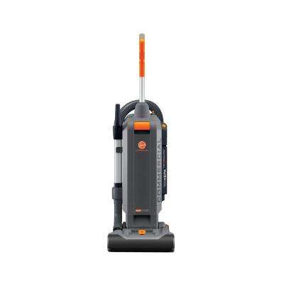 Commercial HushTone 13 In. Hard-Bagged Upright Vacuum Cleaner