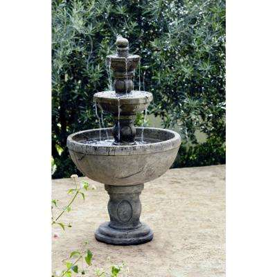 Mission Tiered Fountain