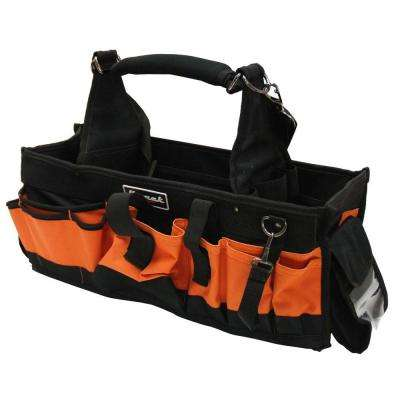 22.5 in. Tool Bag with 43-Pockets