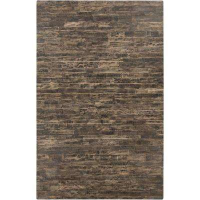Bexley Taupe 8 ft. x 10 ft. Indoor Area Rug