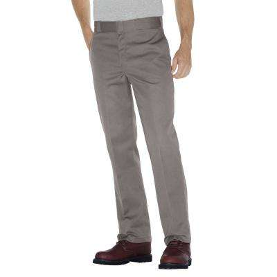 Original 874 Men Silver Work Pant