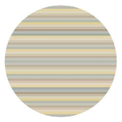 Natural Horizons 7 ft. 6 in. x 7 ft. 6 in. Round Area Rug