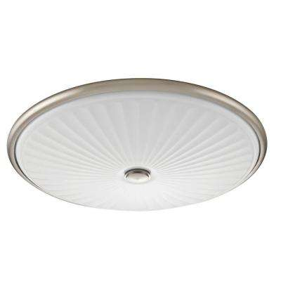 17 in. Diffuser for LED Sunbriar Flush Mount