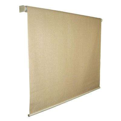 Select Southern Sunset 90% UV Block Exterior Roller Shade - 96 in. W x 72 in. L