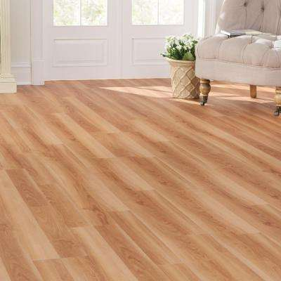 True Cherry 7.5 in. x 47.6 in. Luxury Vinyl Plank Flooring (24.74 sq. ft. / case)