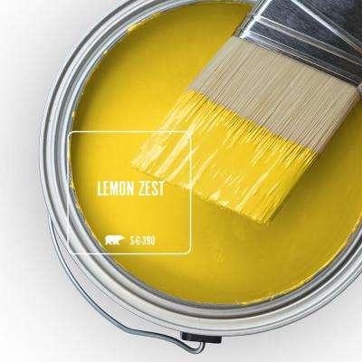 S-G-390 Lemon Zest Paint