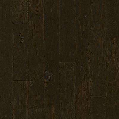 Plano Oak Espresso 3/4 in. Thick x 3-1/4 in. Wide x Random Length Scraped Solid Hardwood Flooring (22 sq. ft. / case)