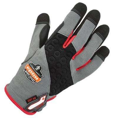 ProFlex 710CR Gray Heavy Duty Cut Resistant Work Gloves