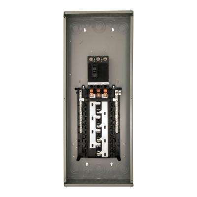 ES Series 100 Amp 30-Space 30-Circuit Main Breaker Indoor 3-Phase Load Center