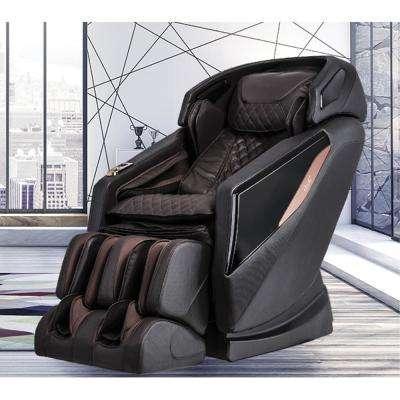 OSAKI OS-PRO Yamato Brown Faux Leather Reclining Massage Chair