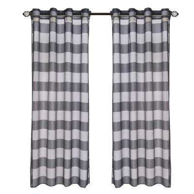 Sofia Grommet Curtain Panel