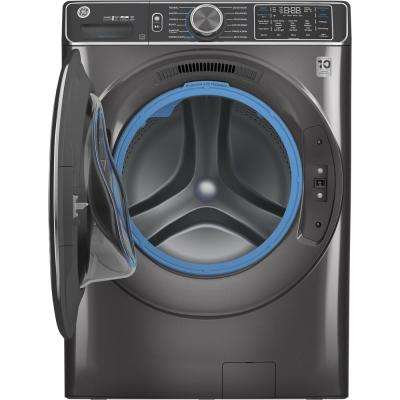 5.0 cu. ft. Diamond Gray Front Load Washing Machine with OdorBlock UltraFresh Vent System and Sanitize with Oxi