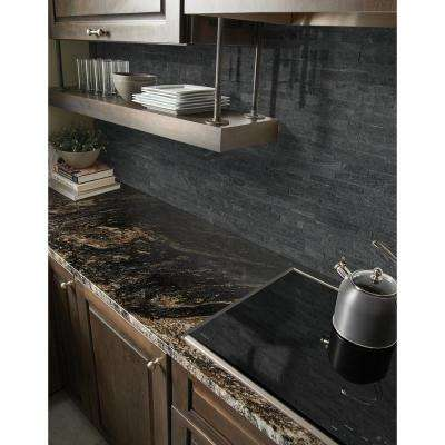 Coal Canyon Mini Ledger Panel 4.5 in. x 16 in. Natural Quartzite Wall Tile (5 sq. ft./case)