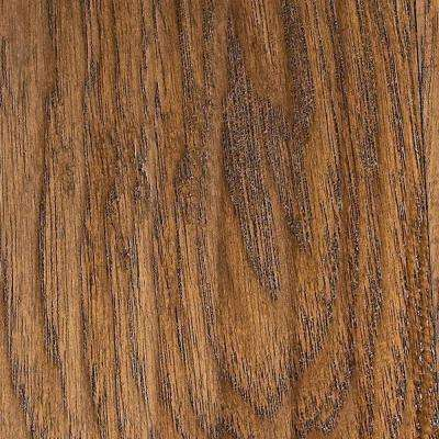Take Home Sample - Troubadour Hickory Sonnet Engineered Hardwood Flooring - 5 in. x 7 in.