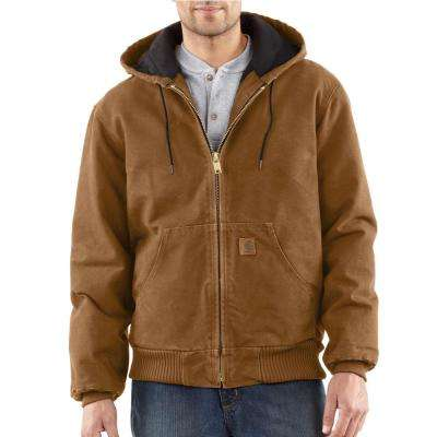 Men's Cotton QFL Sandstone Active Jacket