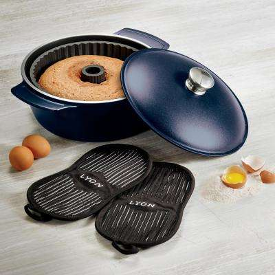 Limited Editions LYON 5-Piece Multi-Cooking System in Sapphire