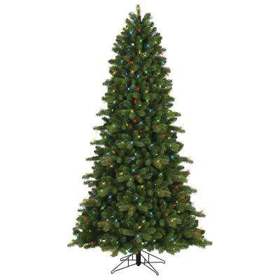 artificial christmas trees christmas trees the home depot - Mini Christmas Tree Decorations